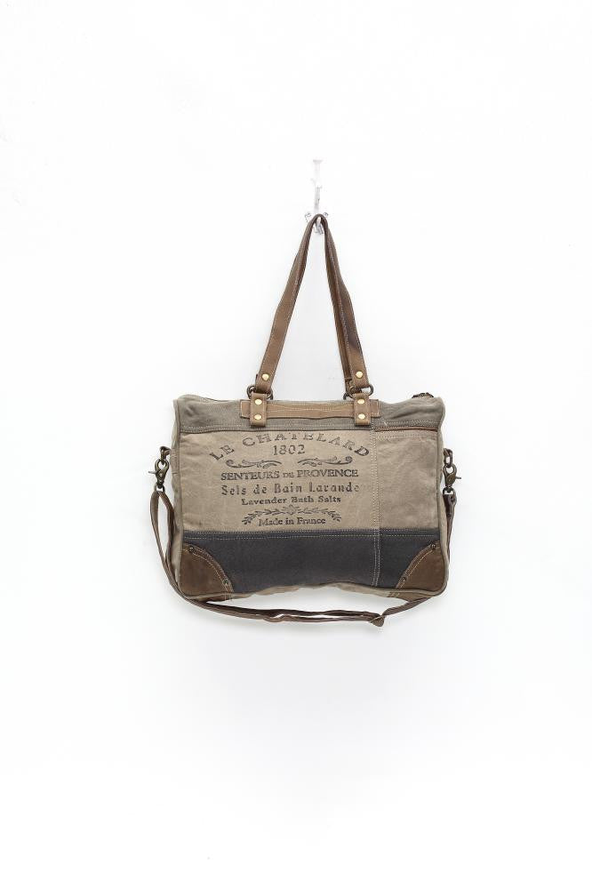 """1802"" MESSENGER BAG"