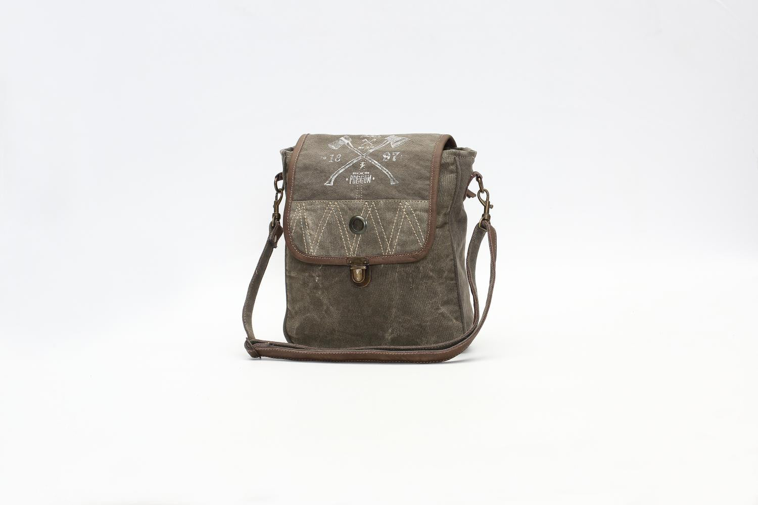 """1897"" CROSS BODY BAG"