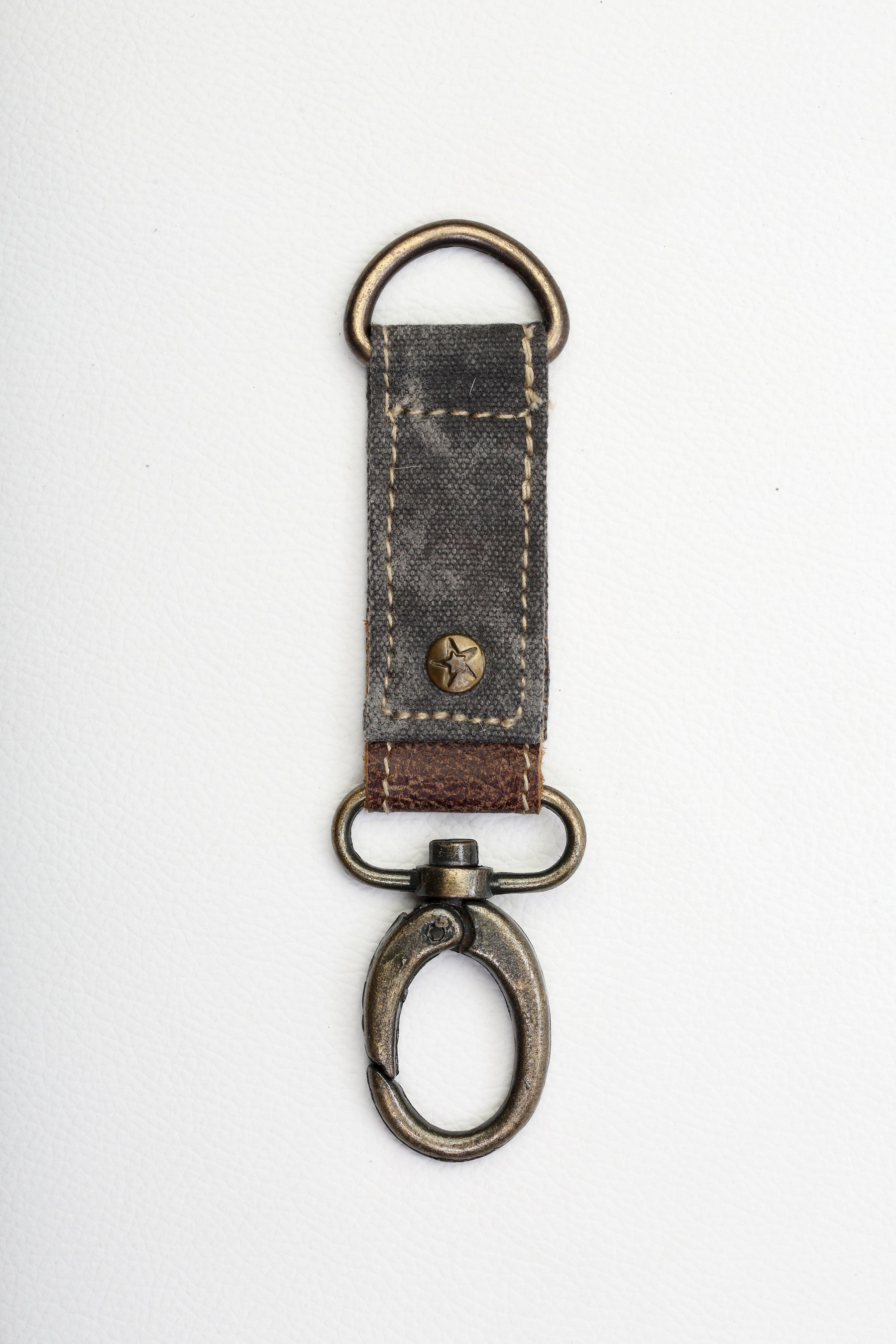 BLACK CRUSH KEY FOB