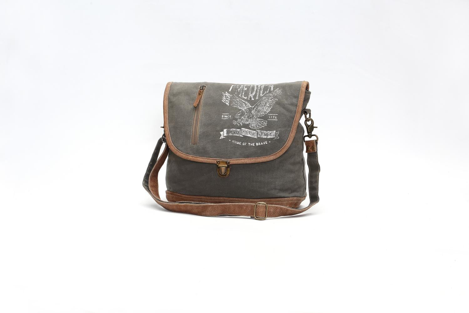 """EAGLE"" MESSENGER BAG"