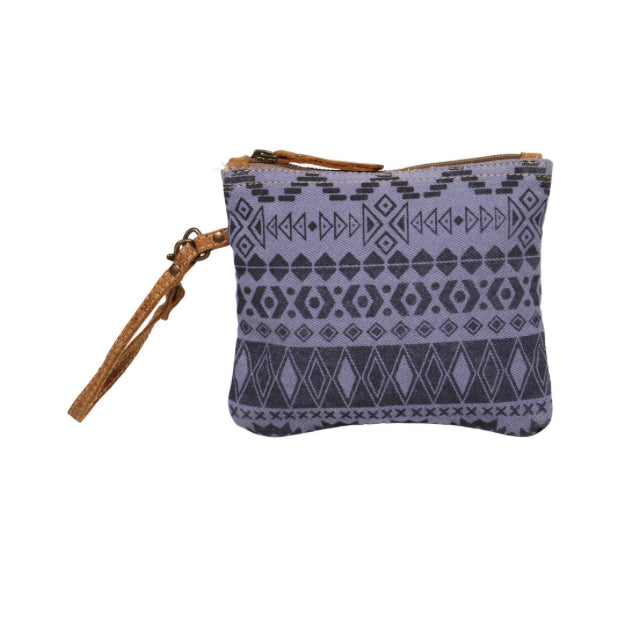 Purple Tribe Wristlet