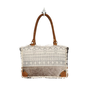 Hair On Tribal Handbag