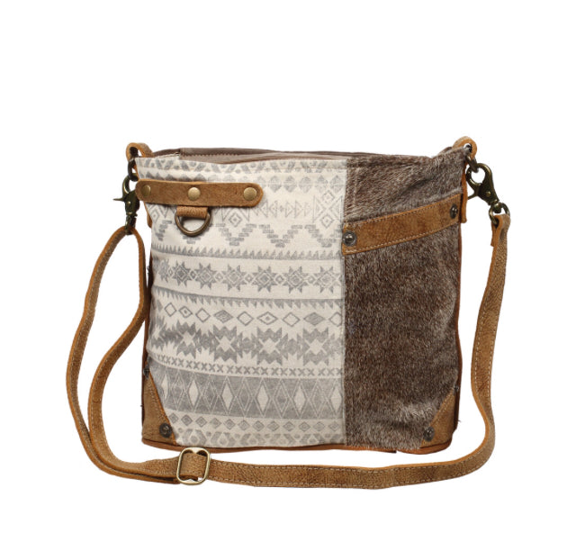 Side Design Shoulder Bag