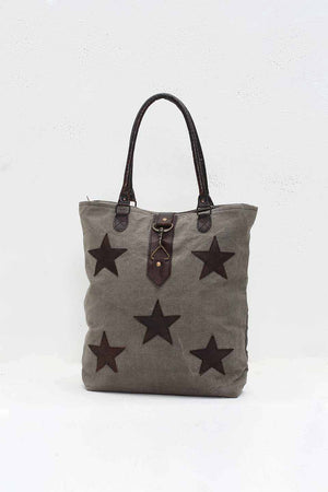 STARDOM CANVAS TOTE BAG