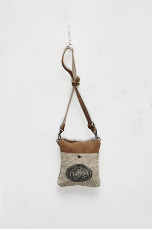 """THE CHICAGO"" CROSS BODY BAG"