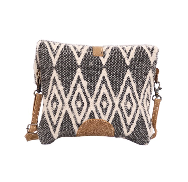 Fold over Small Crossbody Bag
