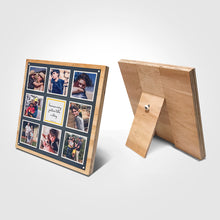 Magnet Photo Block. Use with 16 Small Magnets or 9 Large Magnets