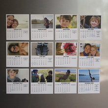 2021 Magnetic Calendar - Layout A