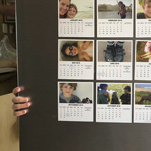 2020 Magnetic Calendar - Layout A