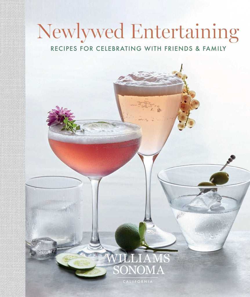 Newlywed Entertaining - Hardcover