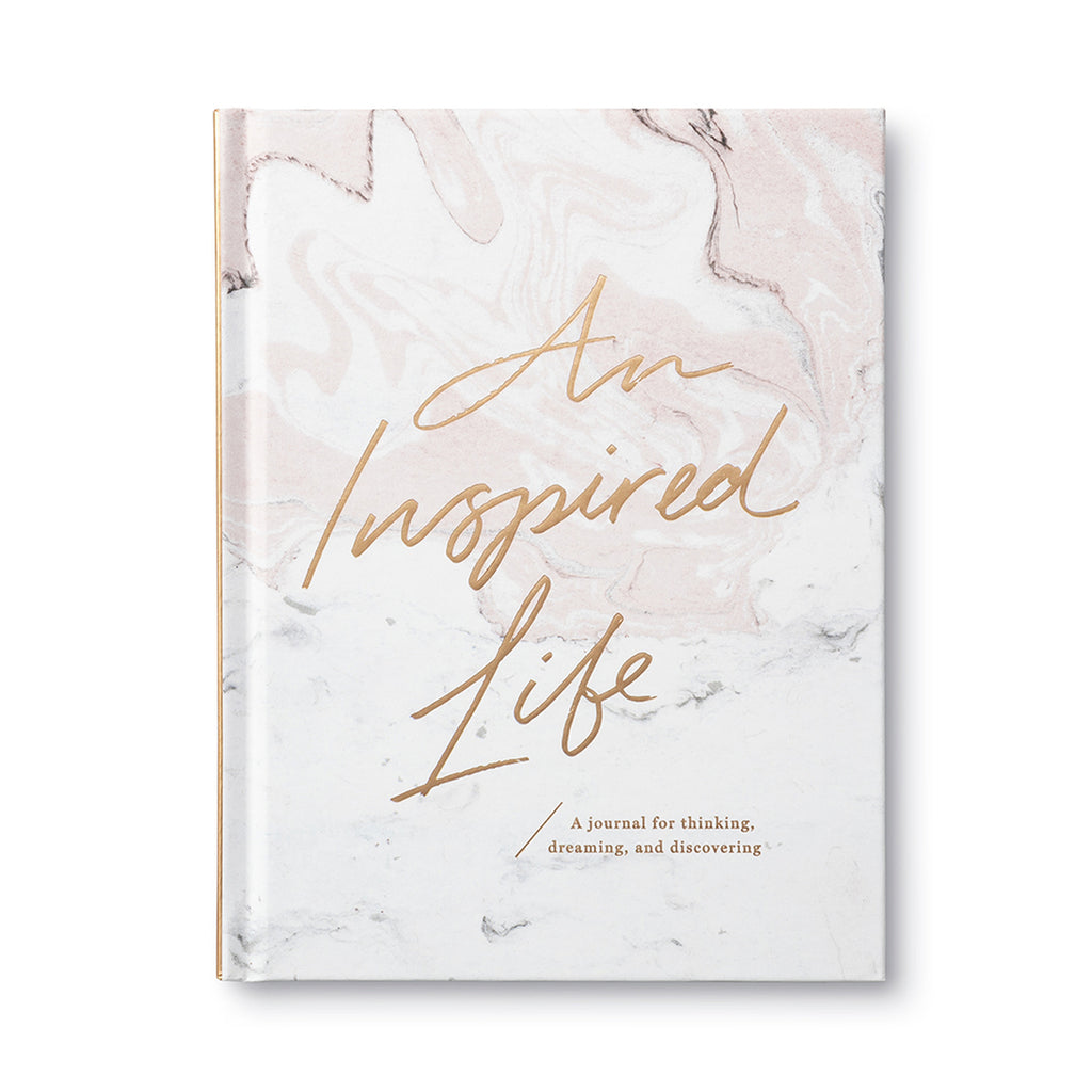 An Inspired Life - Guided Journal