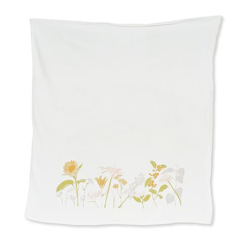 Language of Flowers Towel Collection
