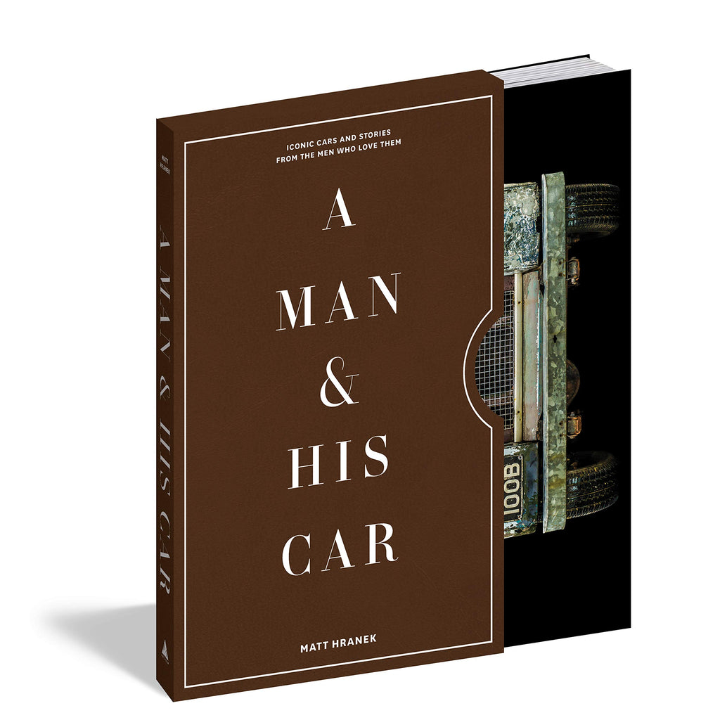 A Man and His Car - Hardcover