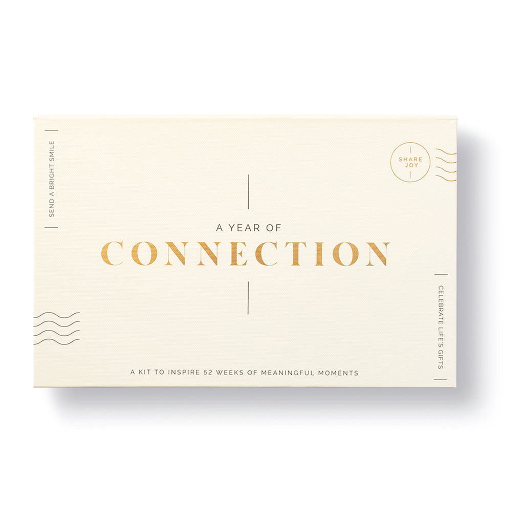 A Year of Connection - Note Card Kit