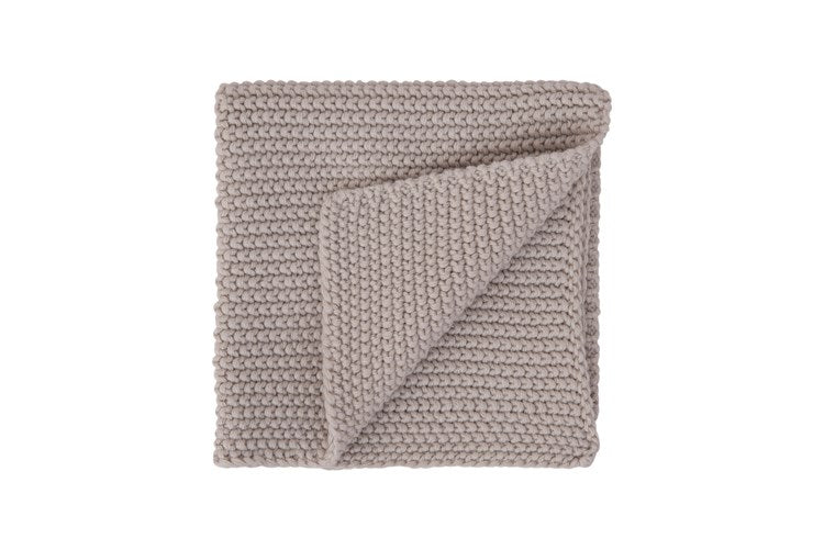 Cotton Knit Dish Cloths - Set of 2