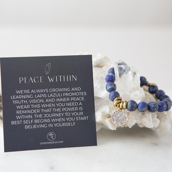 Gemstone Bracelet Collection - Assorted Styles