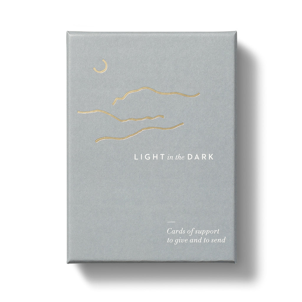 Light in the Dark - Note Card Set of 12