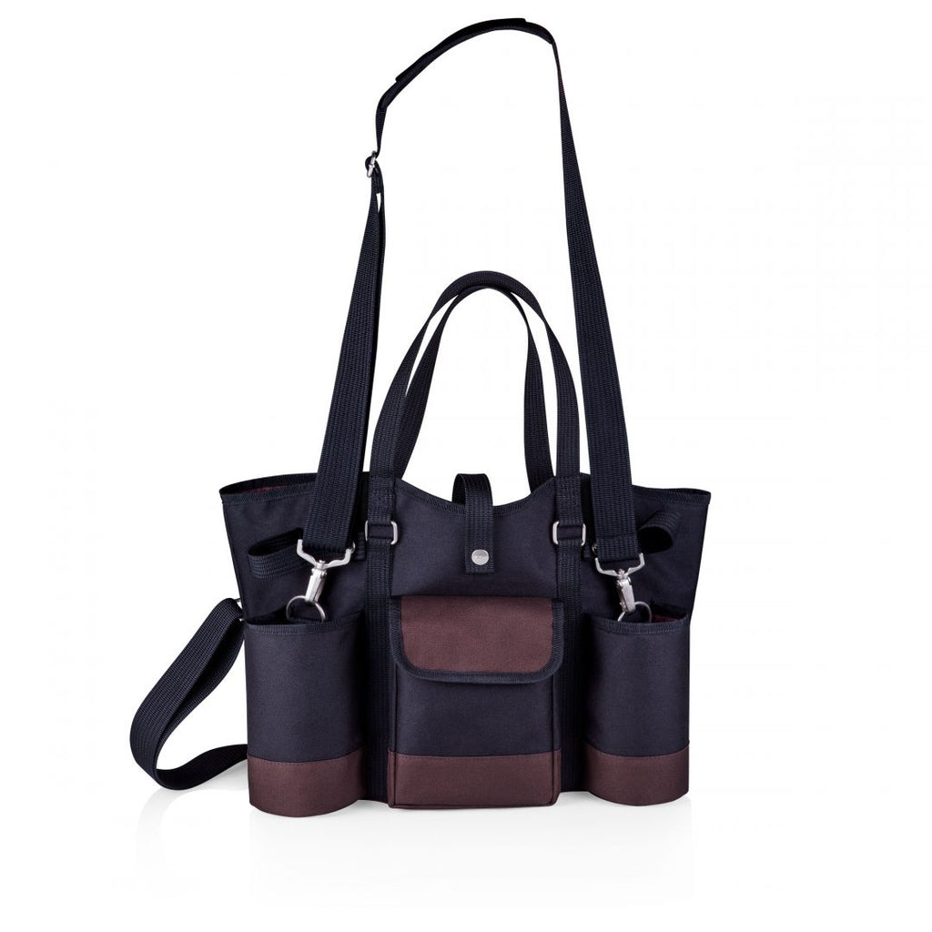 Wine Country Tote - Black