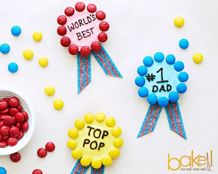 Easy & Fun Father's Day Cookies for the Kids! | Bakell Recipes & Articles | Updates, Recipes & Decorating Tips from Bakell.com