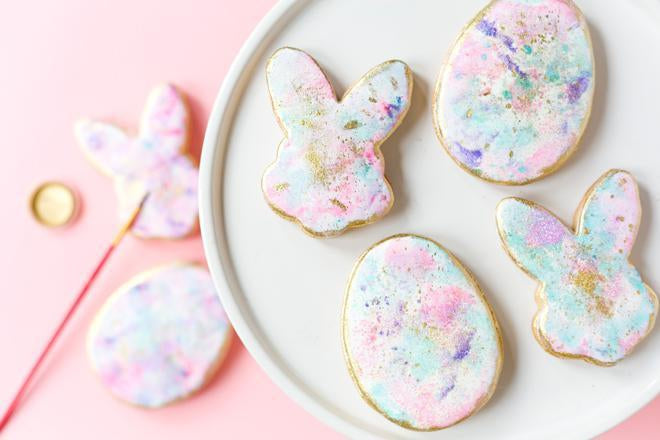 Make Beautiful Watercolor Cookies for Easter | Bakell | Updates, Recipes & Decorating Tips from Bakell.com