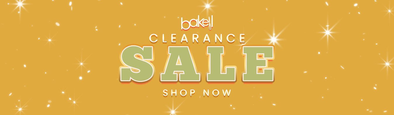 Clearance Sale - Bakell.com | Decorating Tools, Supplies, on Sale!