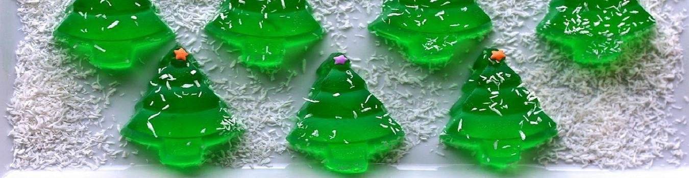 Holiday Themed Molds - Bakell.com | Perfect for Fondant, Soap, & Candy