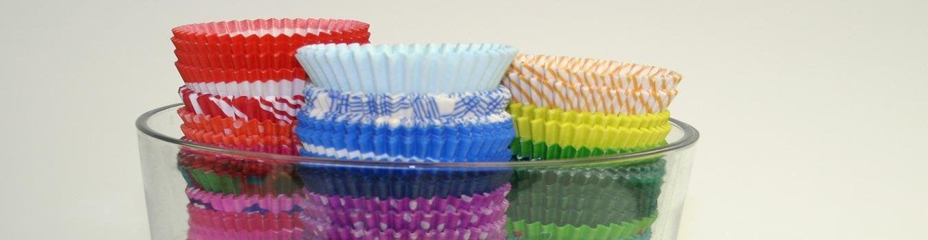Cupcake Wrappers & Liners - Bakell.com | Cupcake & Muffin Baking Cups!