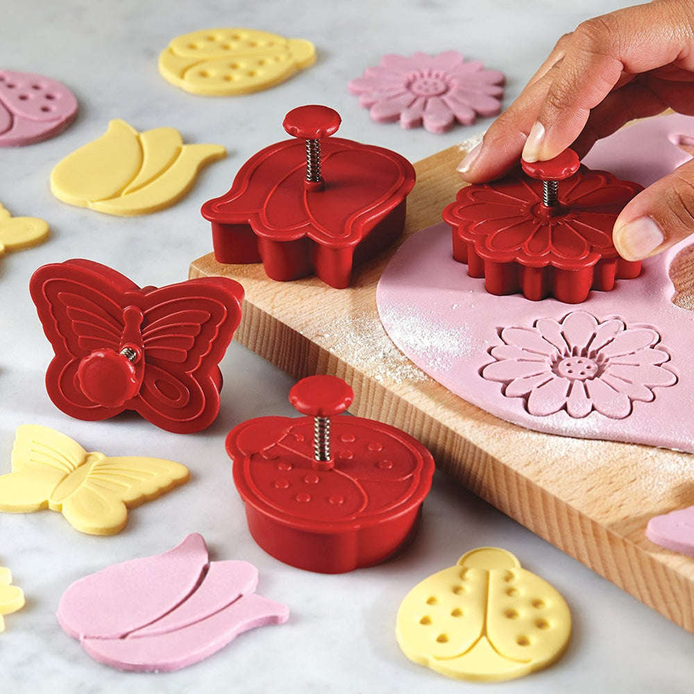 Decorating Tools - Bakell.com | Fondant, Embossing, Buttercream Tools
