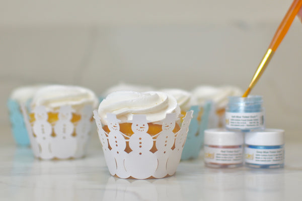 Cupcake Wrappers - Bakell.com