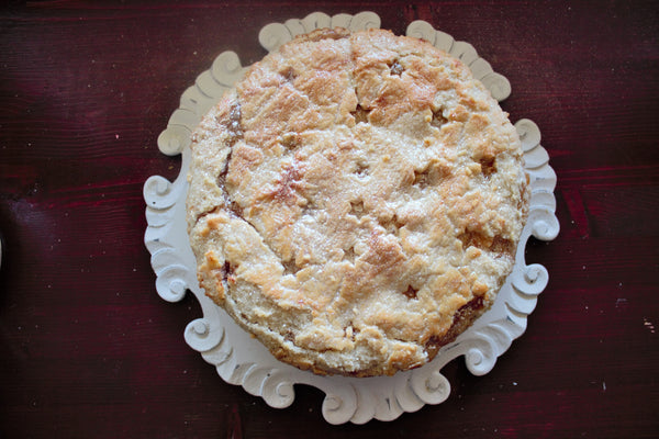 How To Make The Perfect Peach Pie - Bakell.com