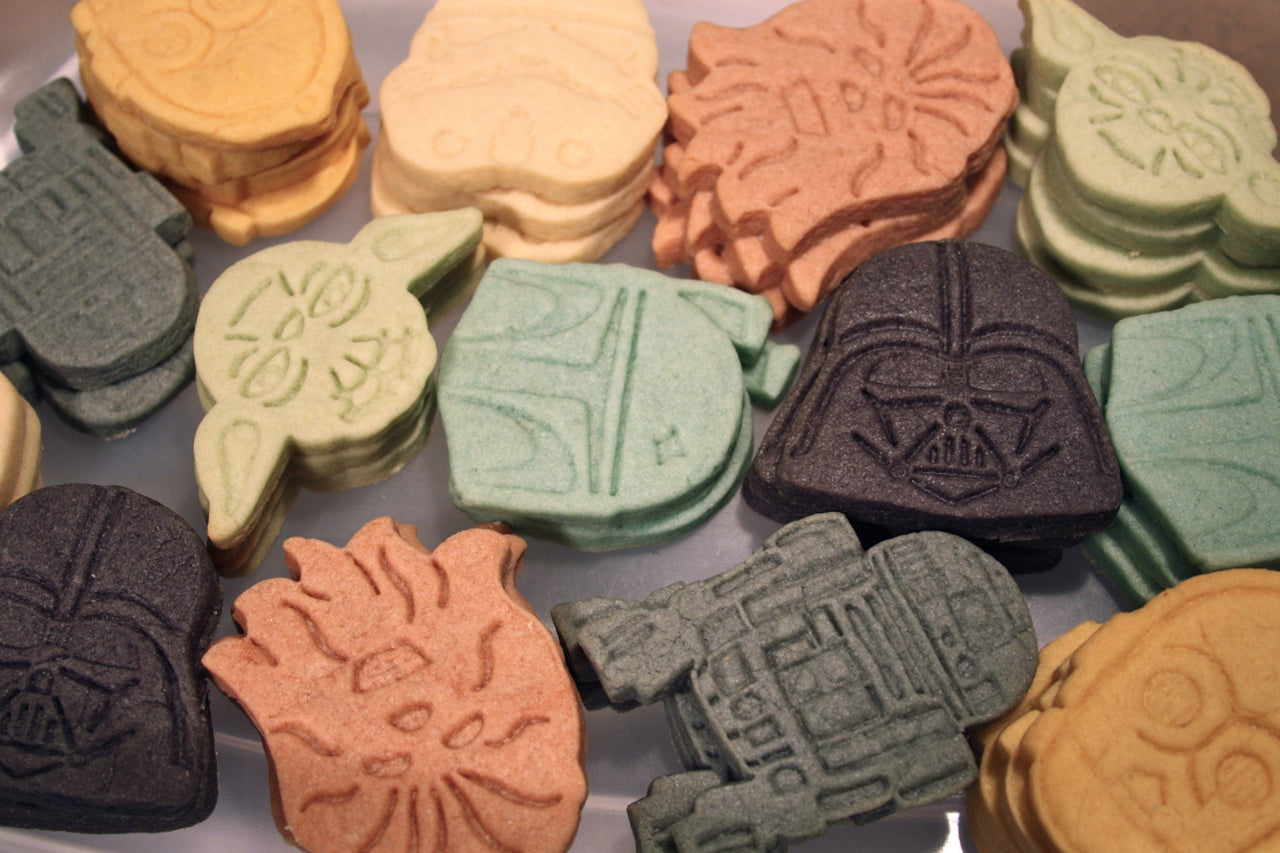 Star Wars Decorating Supplies - Bakell.com | Dusts, Molds & Cutters! May the Fourth Be With You Baking Supplies