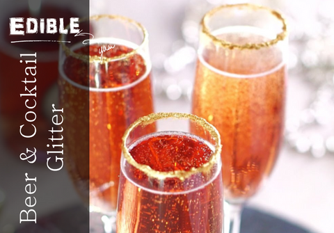 Bakell Announcement | Bakell releases new edible wine, champagne & cocktail glitter