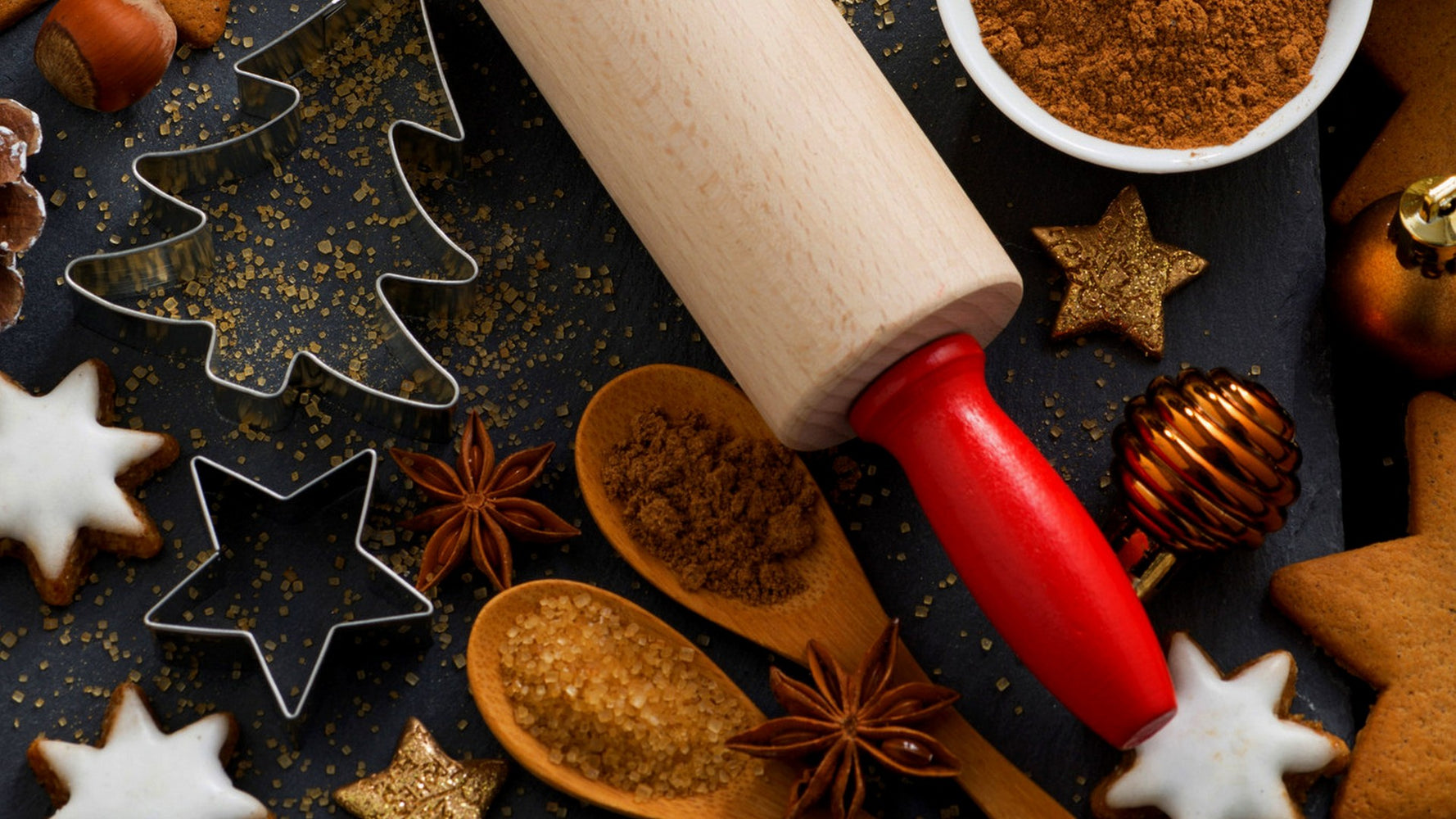 Shop Holiday Edible Glitter, Edible Dusts, Silicone Molds & Cake Tools | Bakell.com