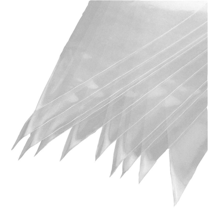 10pcs Buttercream Icing Clear Disposable Bags-Decorating Tools-Bakell