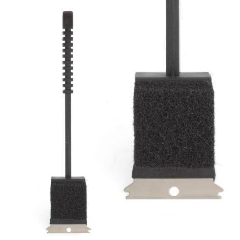 "14"" BBQ Grill Brush, 3 in 1 