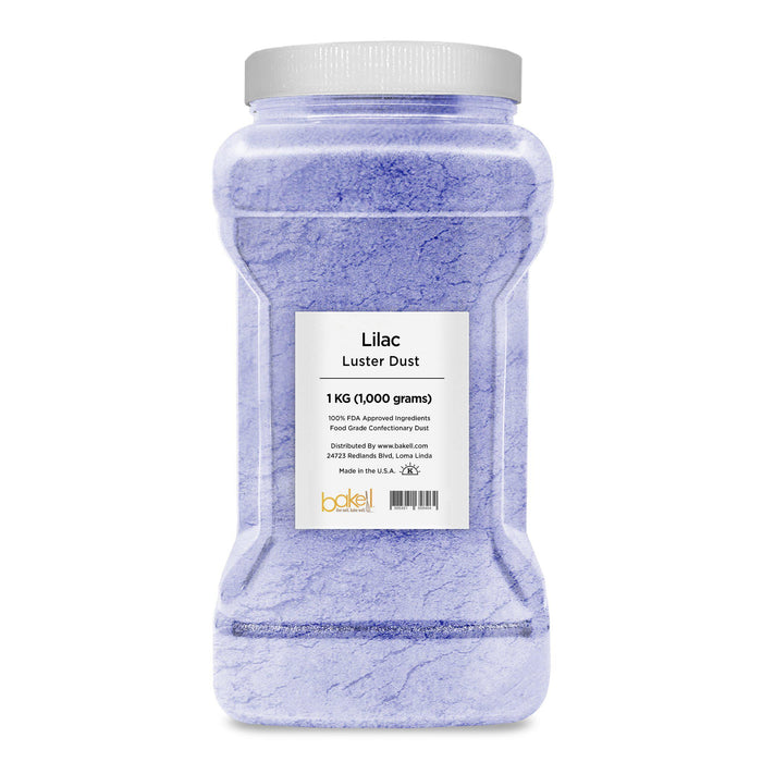 Lilac Purple Edible Luster Dust-Luster Dusts-Bakell