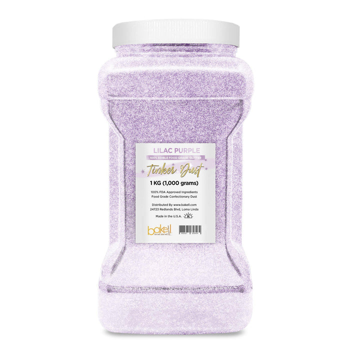 Lilac Purple Edible Tinker Dust | Bulk Sizes-Bulk_Tinker Dust-Bakell