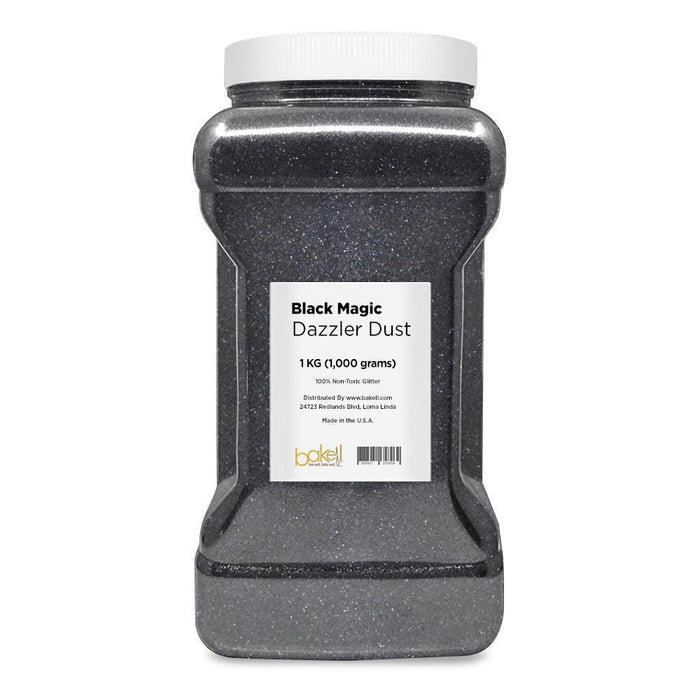 Black Magic Decorating Dazzler Dust-Disco Dusts-Bakell
