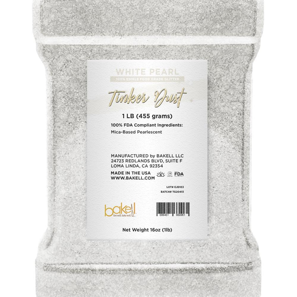 White Pearl Tinker Dust by the Case-Wholesale_Case_Tinker Dust-Bakell