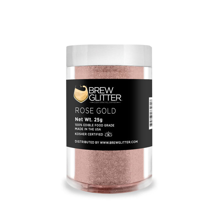 Rose Gold Coffee & Latte Glitter-Latte Glitter-Bakell