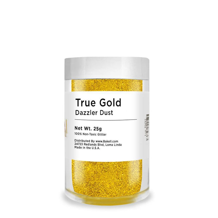 True Gold Dazzler Dust | Bulk Sizes-Bulk_Dazzler Dust-Bakell