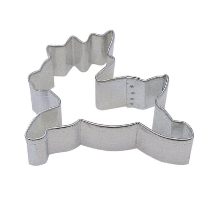 "3"" Reindeer Metal Cookie Cutter-Cookie Cutters-Bakell"