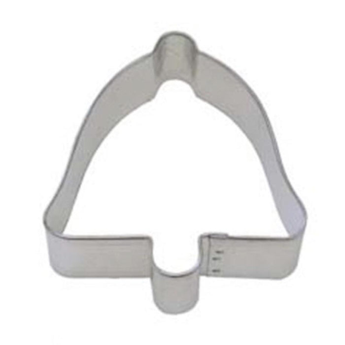 "3.5"" Bell Metal Cookie Cutter-Cookie Cutters-Bakell"