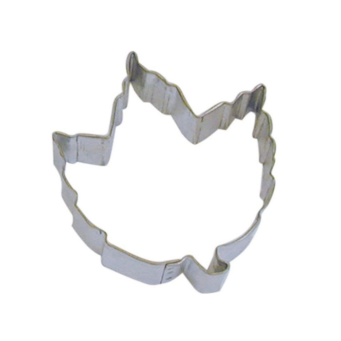 "3.5"" Elm Leaf Metal Cookie Cutter-Cookie Cutters-Bakell"
