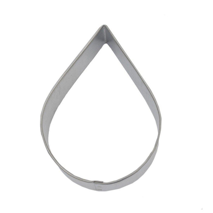 "3.5"" Raindrop Metal Cookie Cutter-Cookie Cutters-Bakell"
