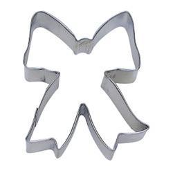 "3.5"" Ribbon Bow Metal Cookie Cutter-Cookie Cutters-Bakell"