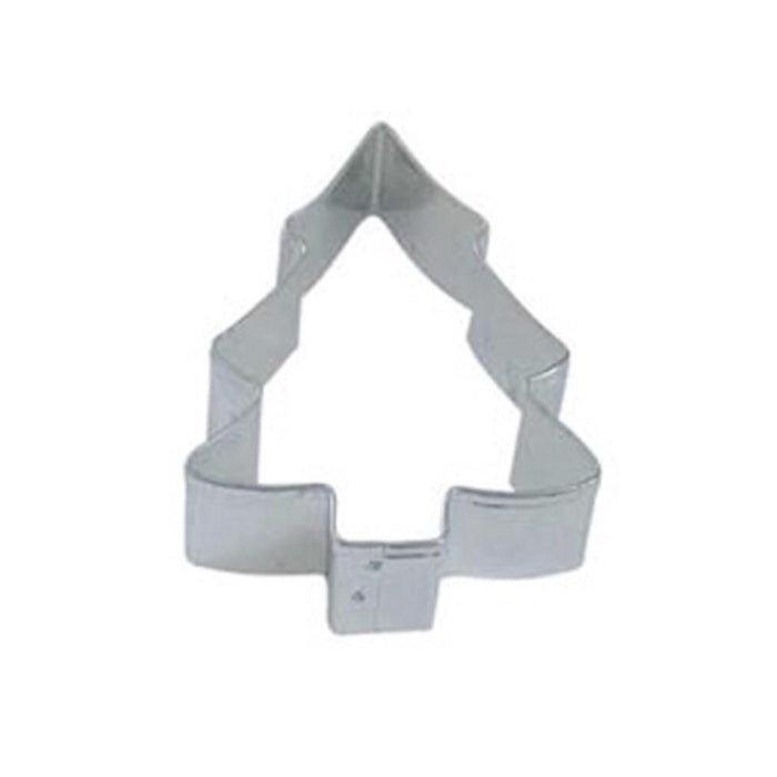 "3.5"" Tree Metal Cookie Cutter-Cookie Cutters-Bakell"