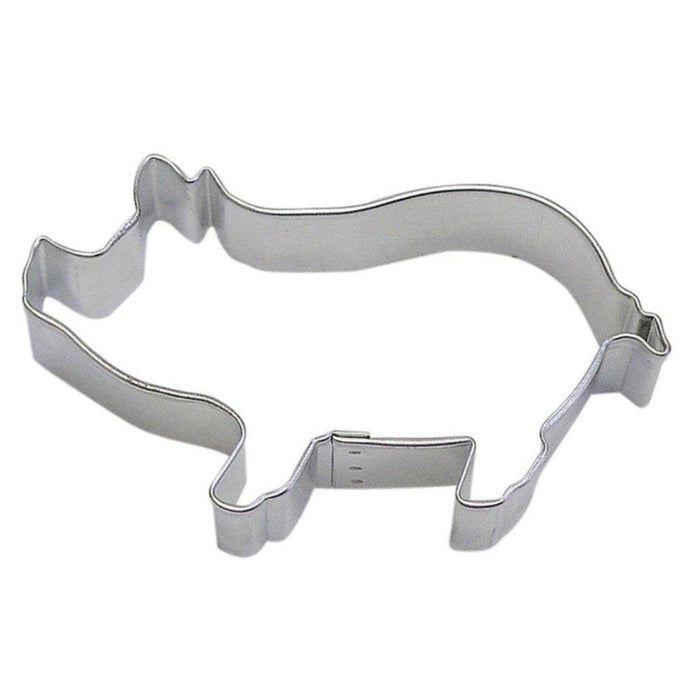 "3.75"" Pig Metal Cookie Cutter-Cookie Cutters-Bakell"