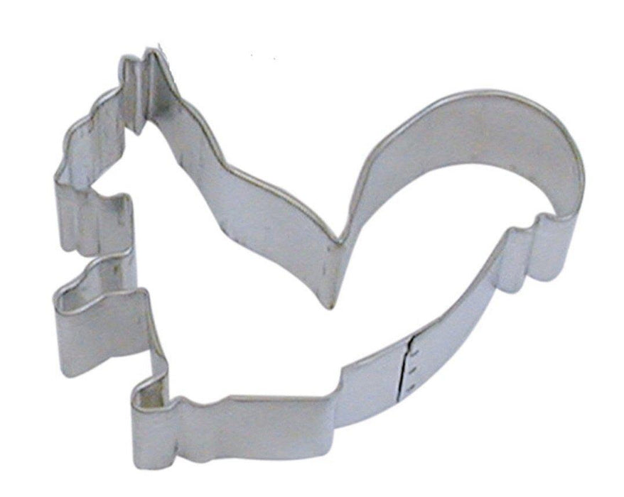 "3.75"" Squirrel Metal Cookie Cutter-Cookie Cutters-Bakell"