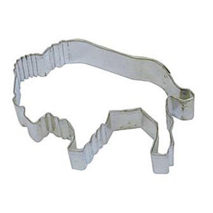 "4"" Buffalo Metal Cookie Cutter-Cookie Cutters-Bakell"